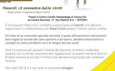 Un evento creato per voi!